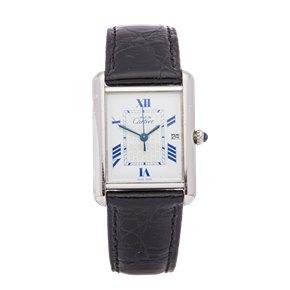 Cartier Must de 21 Silver - 2414