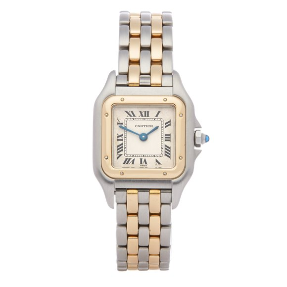 Cartier Panthère Stainless Steel & Yellow Gold - 1120