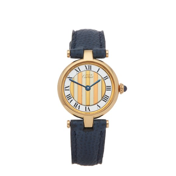 Cartier Must de Cartier Ronde Gold Plated - 590004