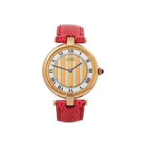Cartier Must de Cartier Tri-Colour Gold Plated - 035338