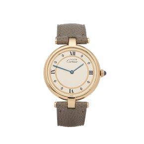 Cartier Must de Cartier Gold Plated - 101958