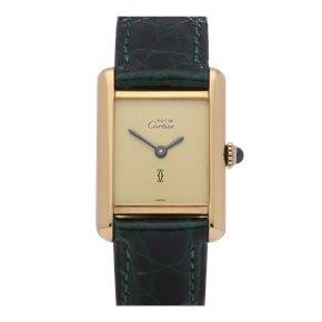 Cartier Must de Cartier 18K Gold Plated - 3 119572