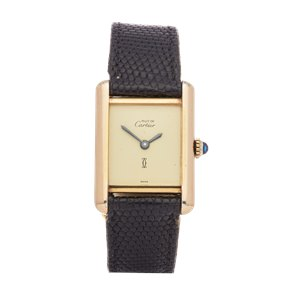 Cartier  Gold Plated
