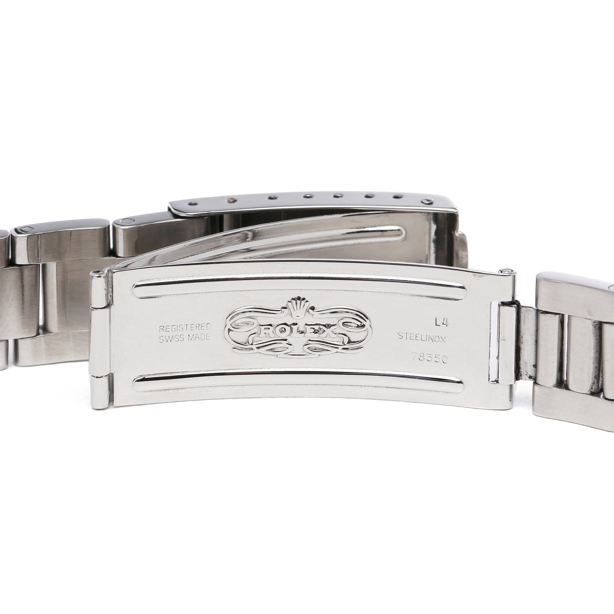 Rolex Oyster Perpetual Date Stainless Steel 15010