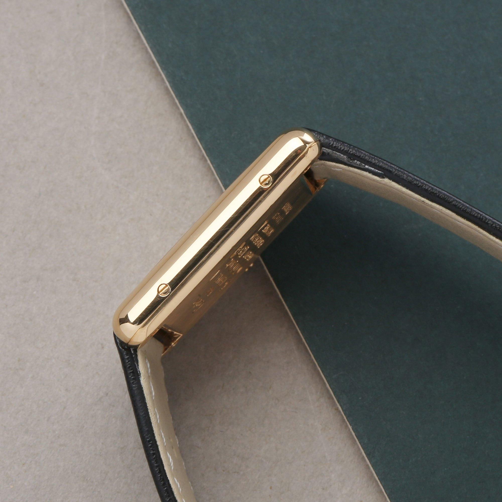 Cartier Must de Cartier Gold Plated 590005