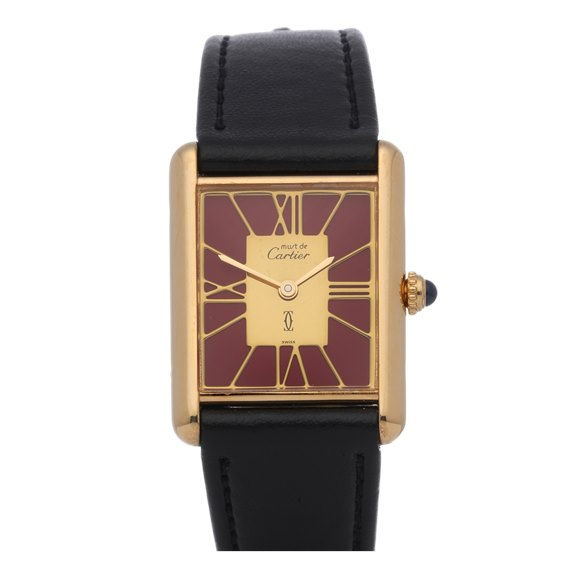 Cartier Must de Cartier Gold Plated - 590005