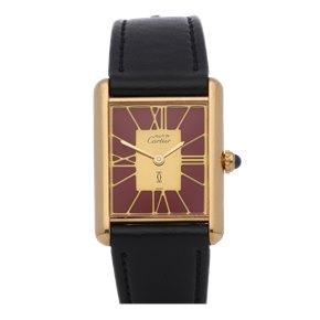Cartier Must de Cartier Gold Plated - 590005