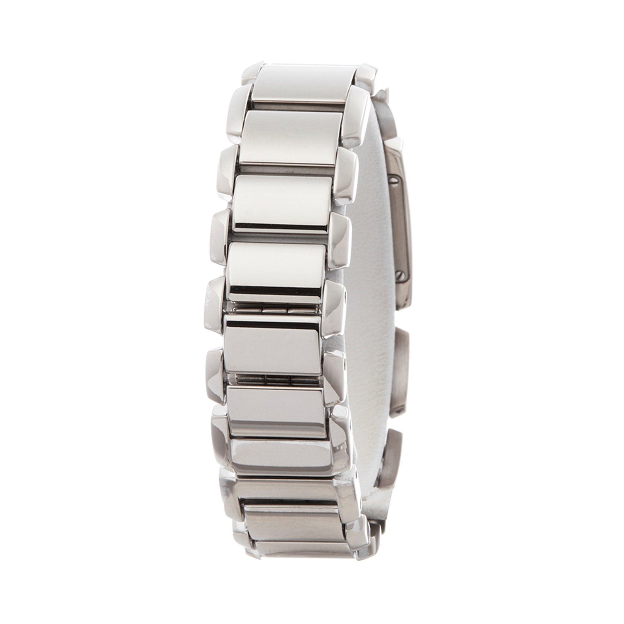 Cartier Tankissime White Gold WE70069H 2831