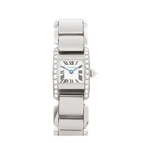 Cartier Tankissime White Gold - WE70069H 2831