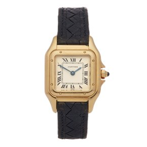 Cartier Panthère 18K Yellow Gold