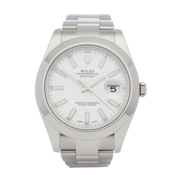 Rolex Datejust II Stainless Steel - 116300