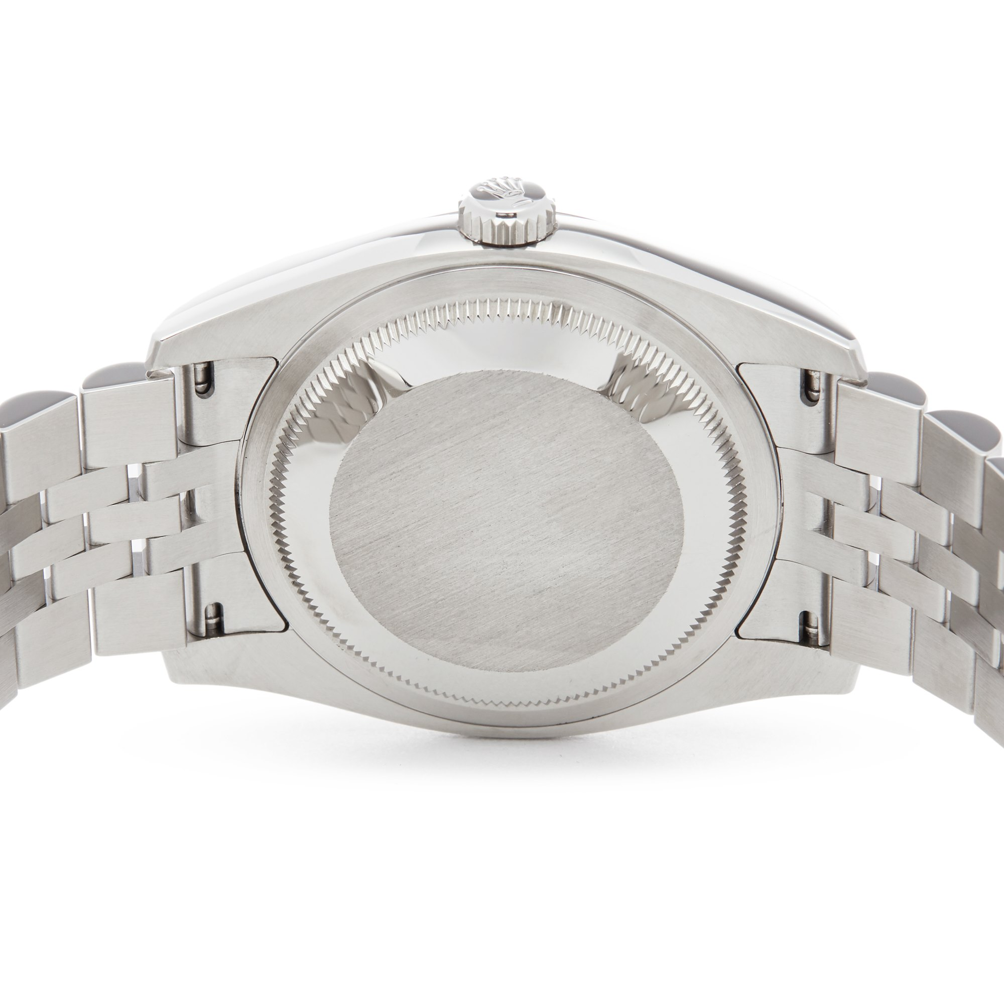 Rolex Datejust 36 Diamond Roestvrij Staal 116234