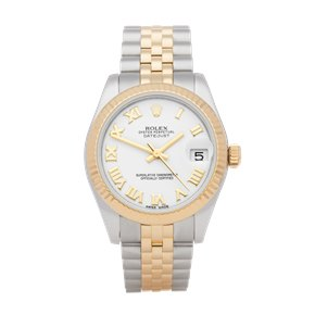 Rolex Datejust 31 Stainless Steel & Yellow Gold - 178273
