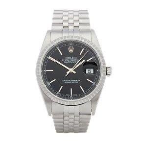 Rolex Datejust 36 Stainless Steel - 16220
