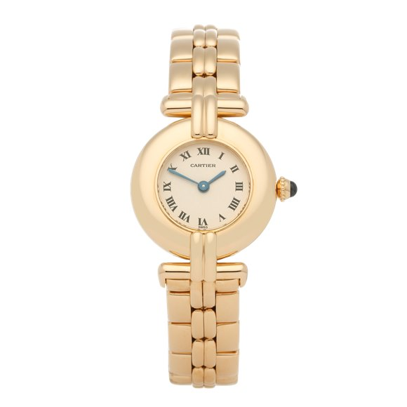 Cartier Colisee 18K Yellow Gold - 1980