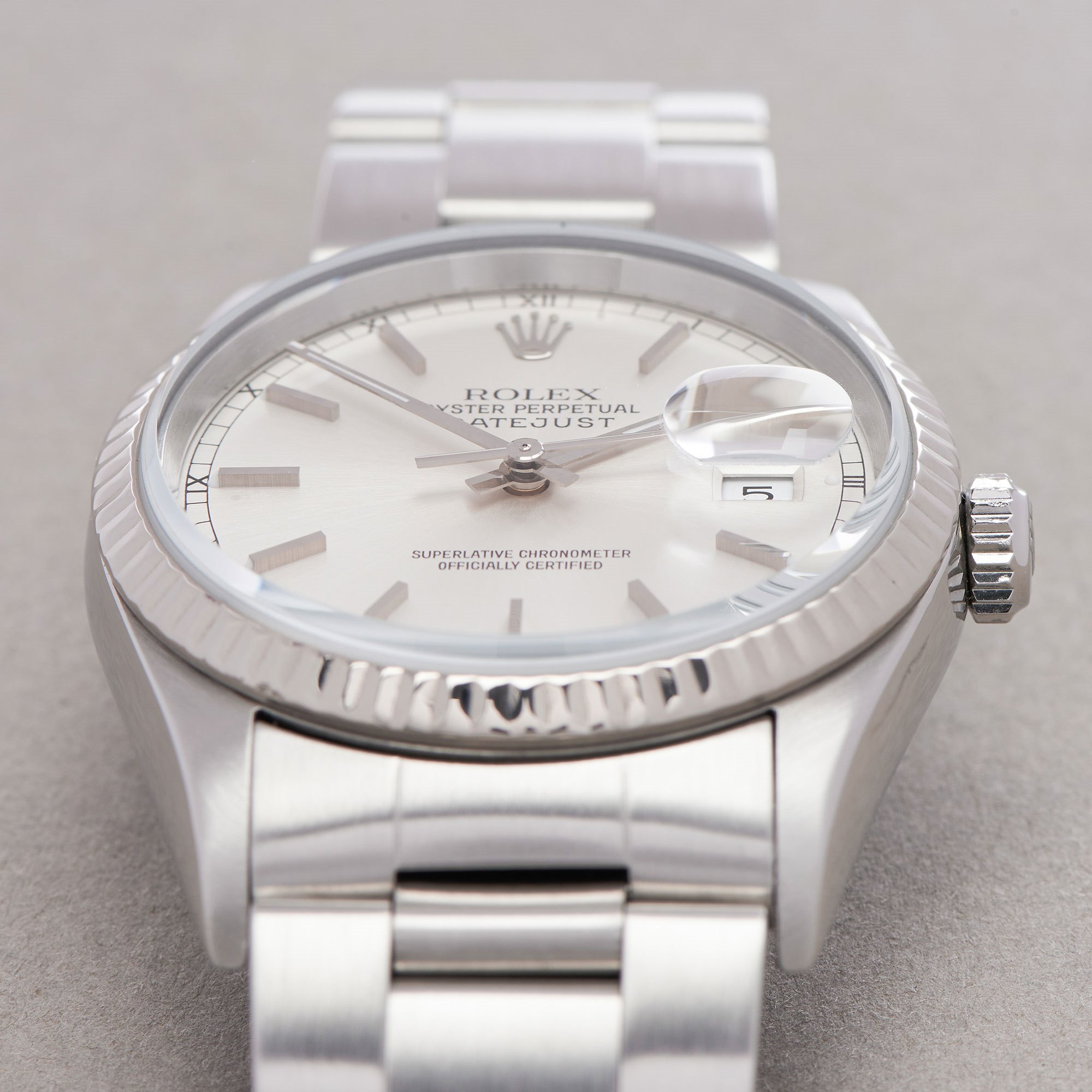 Rolex Datejust 36 Stainless Steel 16234