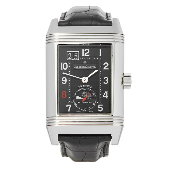 Jaeger-LeCoultre Reverso Grande Automatique Aston Martin Stainless Steel - Q240872
