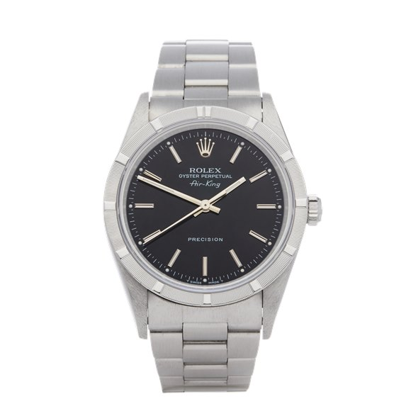 Rolex Air-King Stainless Steel - 14010