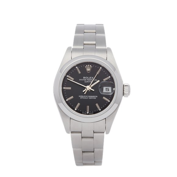 Rolex Oyster Perpetual Date Stainless Steel - 79160