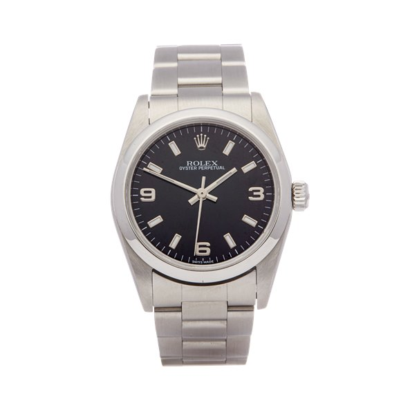 Rolex Oyster Perpetual 26 Stainless Steel - 77080