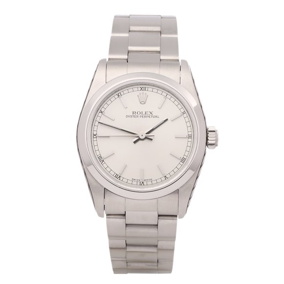 Rolex Oyster Perpetual 31 Stainless Steel - 77080