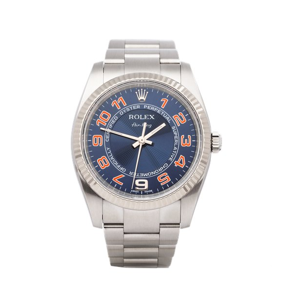 Rolex Air-King Stainless Steel - 114234