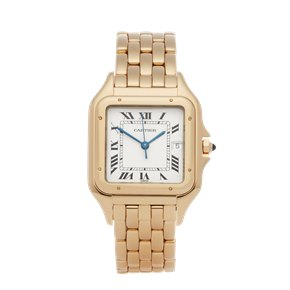 Cartier Panthère Contemporaine Figaro Yellow Gold - WGPN0009-4014