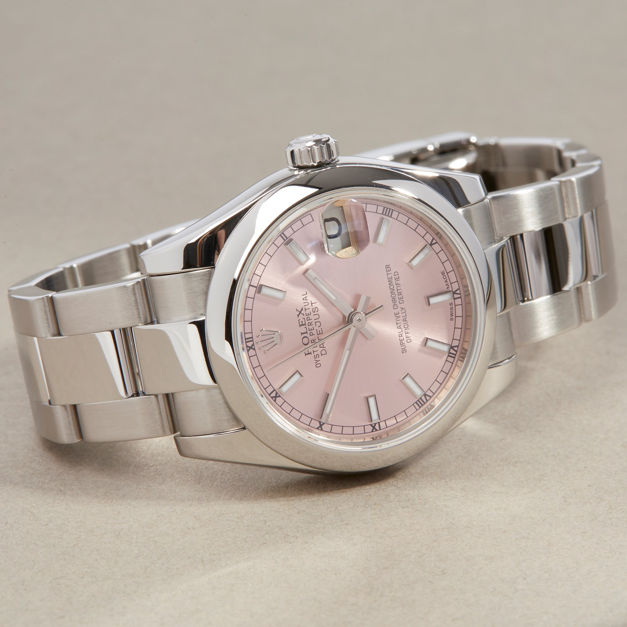 Rolex Datejust 31 Stainless Steel 178240