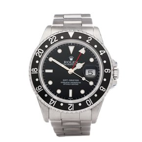 Rolex GMT-Master Stainless Steel - 16700