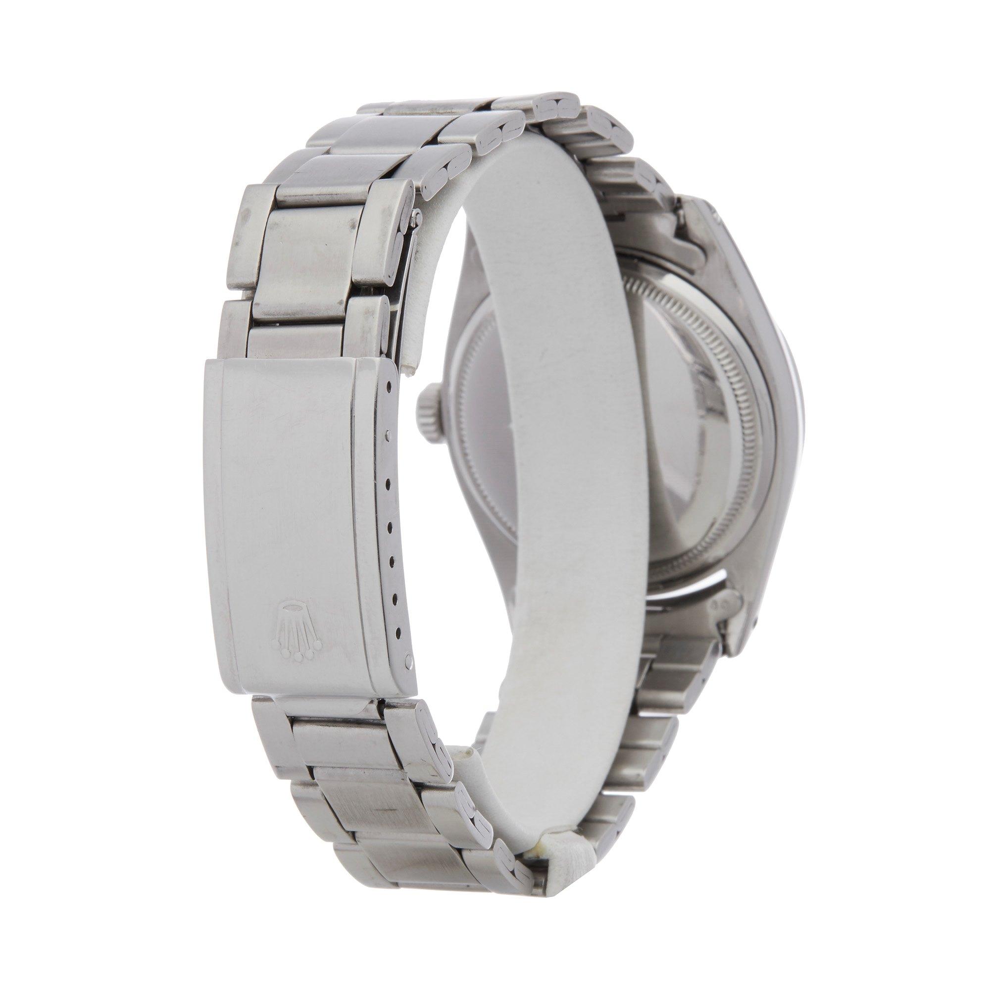 Rolex Explorer I Gilt Stainless Steel - 6610 Stainless Steel 6610