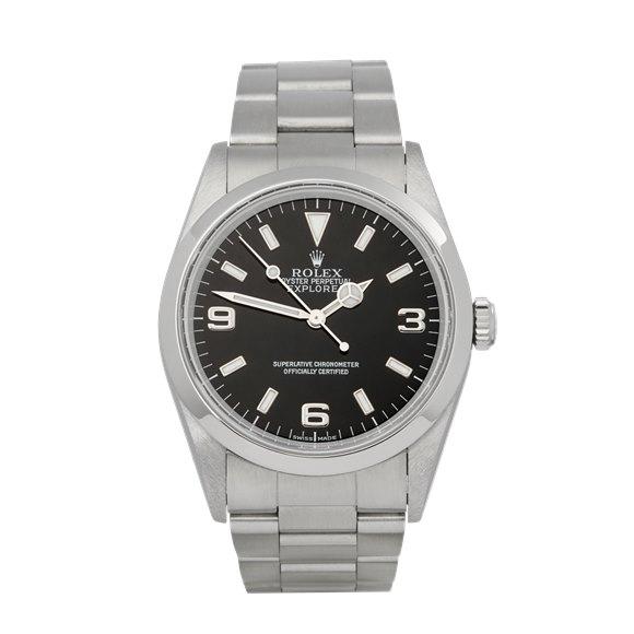 Rolex Explorer I Stainless Steel - 14270
