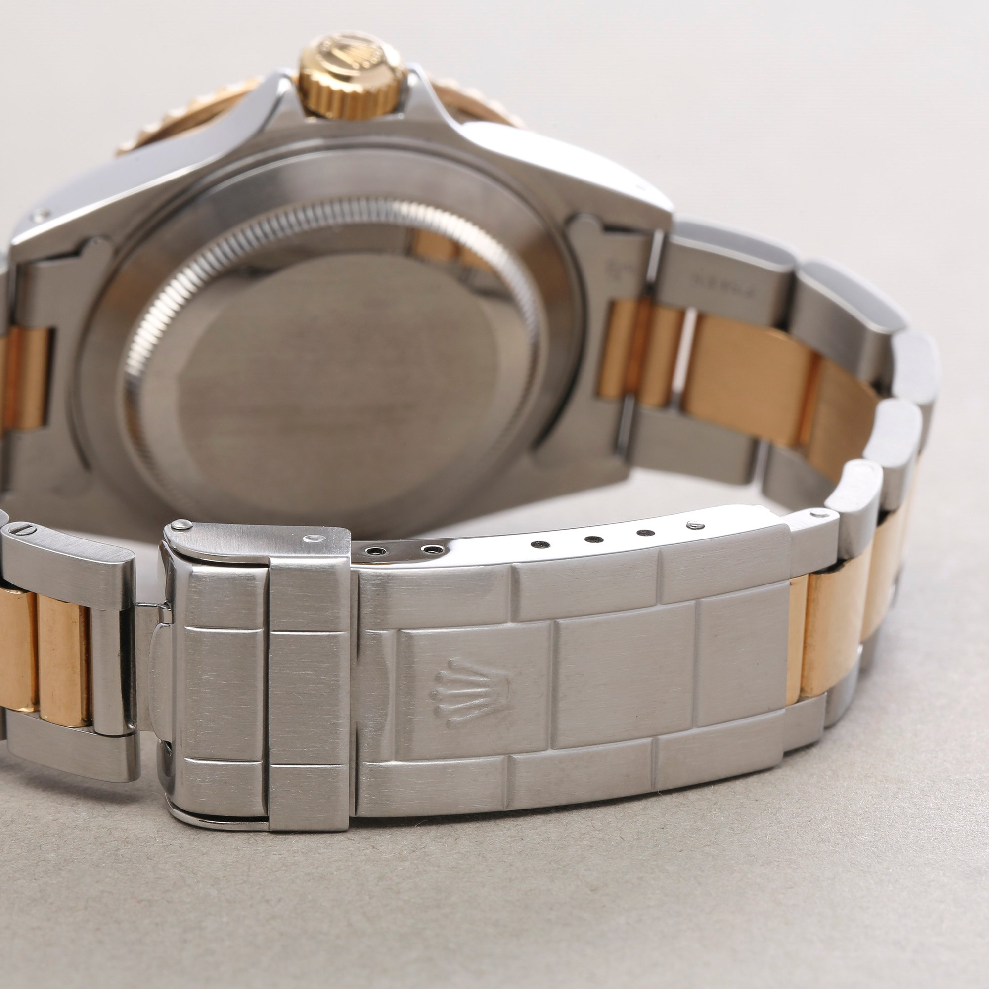 Rolex Submariner Date 18K Yellow Gold & Stainless Steel 16613