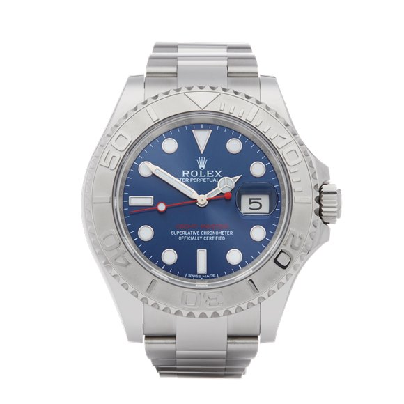 Rolex Yacht-Master 40 Stainless Steel - 116622