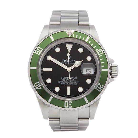 Rolex Submariner Date Stainless Steel - 16610LV