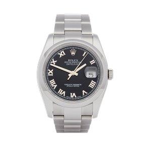 Rolex Datejust 36 Stainless Steel - 116200