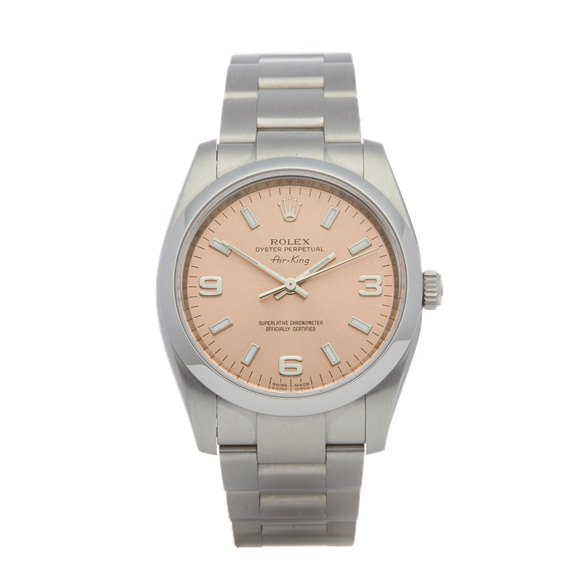 Rolex Air-King Stainless Steel - 114200