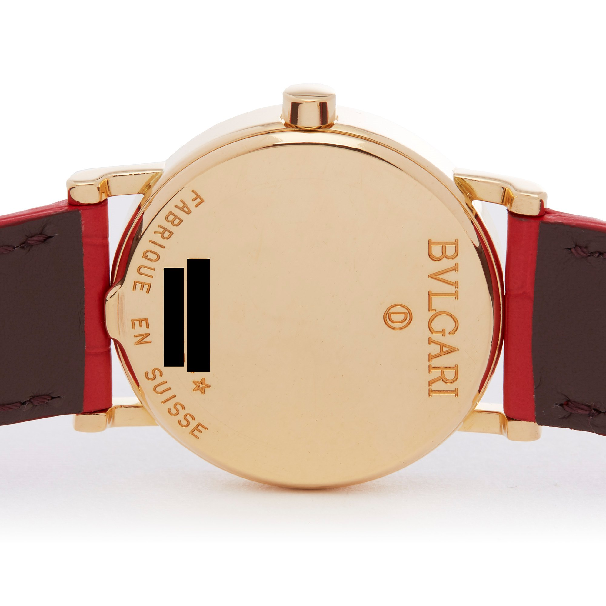 Bulgari Bulgari B-Zero Yellow Gold