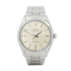 Rolex Air-King Stainless Steel - 5500