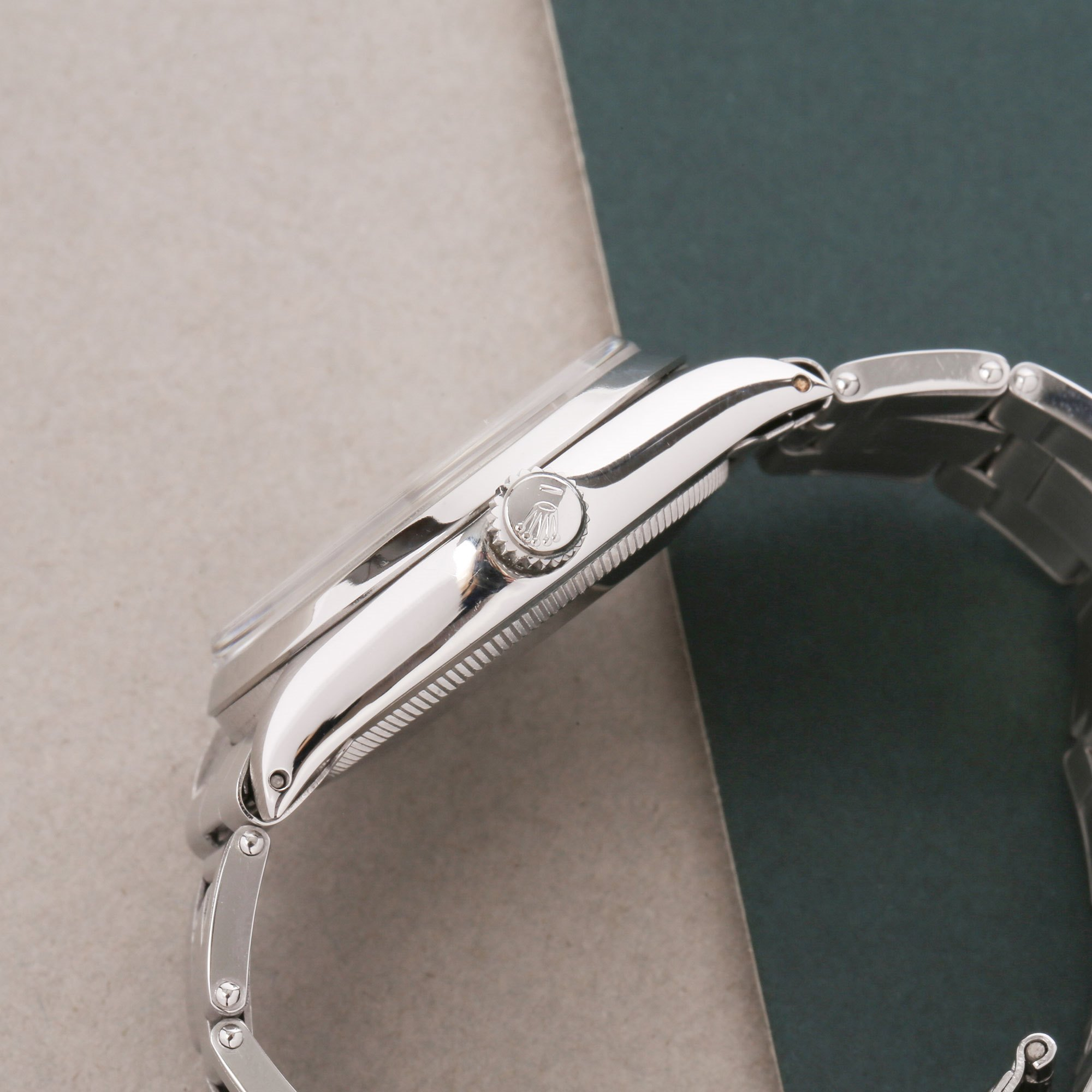 Rolex Air-King Precision Stainless Steel 5500