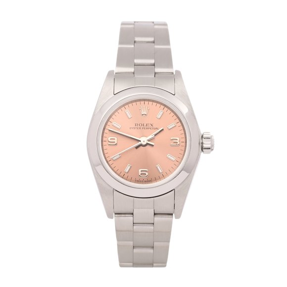 Rolex Oyster Perpetual 24 Stainless Steel - 76080