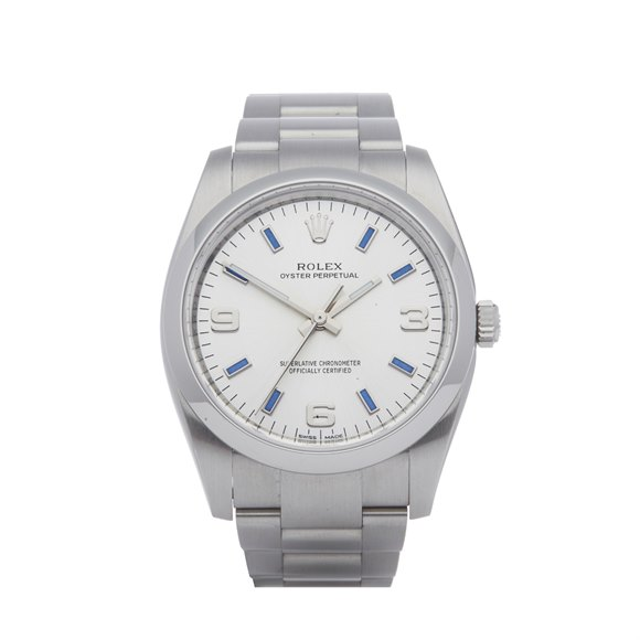Rolex Air-King 35 Stainless Steel - 114200