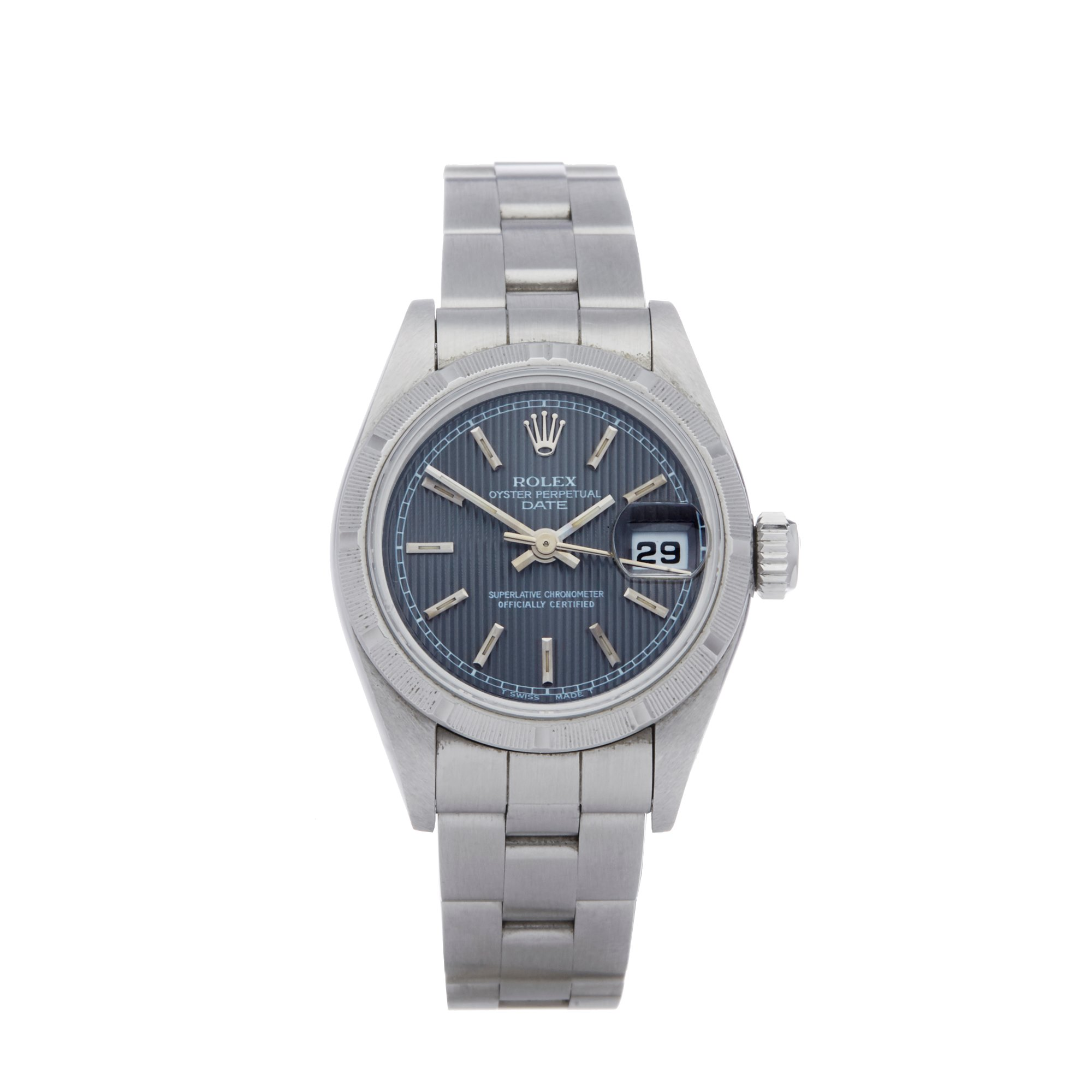 Rolex Oyster Perpetual 26 Stainless Steel 69190
