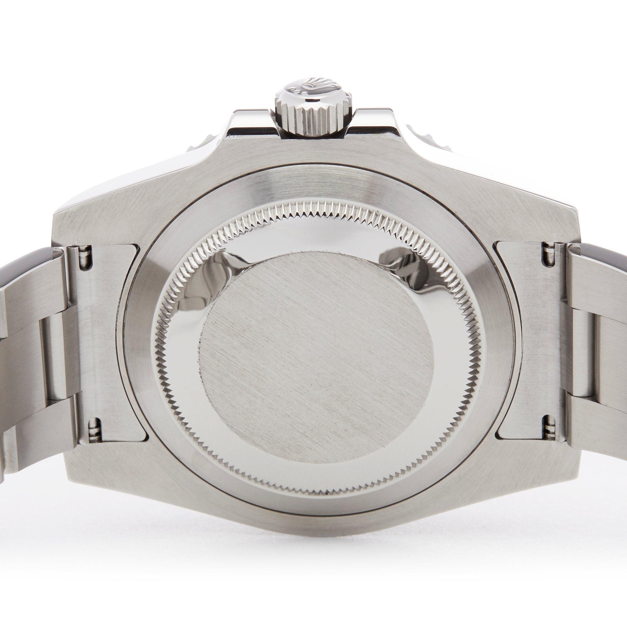 Rolex Submariner Date Stainless Steel 116610LN