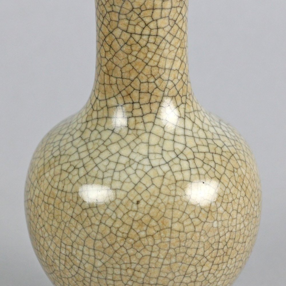 Antique Chinese Guan Type Vase 18th C.