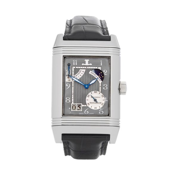 Jaeger-LeCoultre Reverso SEPTANTIEME Limited Edition of 500 Platinum - Q3006420