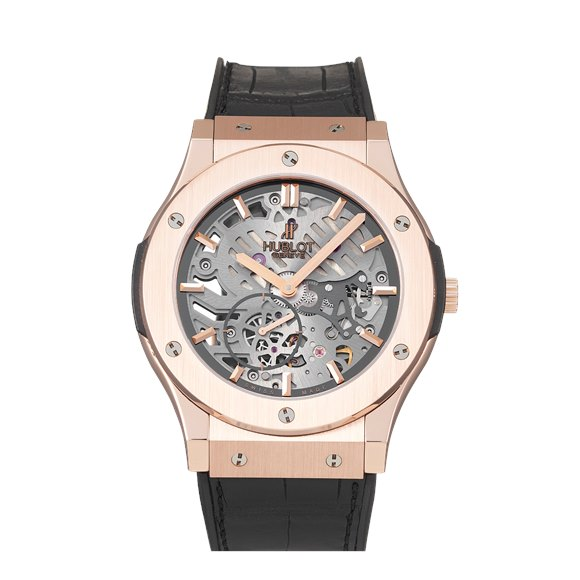 Hublot Classic Fusion Ultra-Thin Rose Gold - 515.OX.0180.LR
