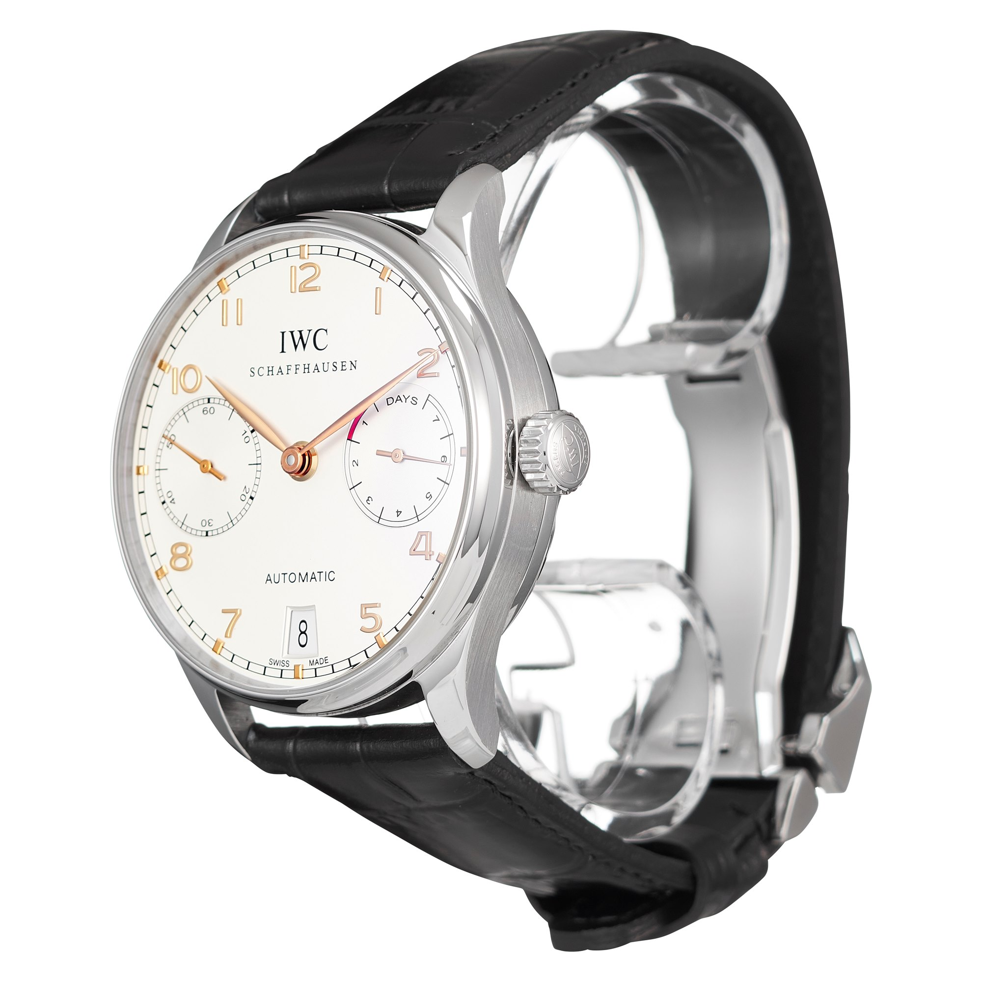 IWC Portugieser Roestvrij Staal IW500114