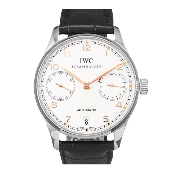 IWC Portugieser Stainless Steel - IW500114