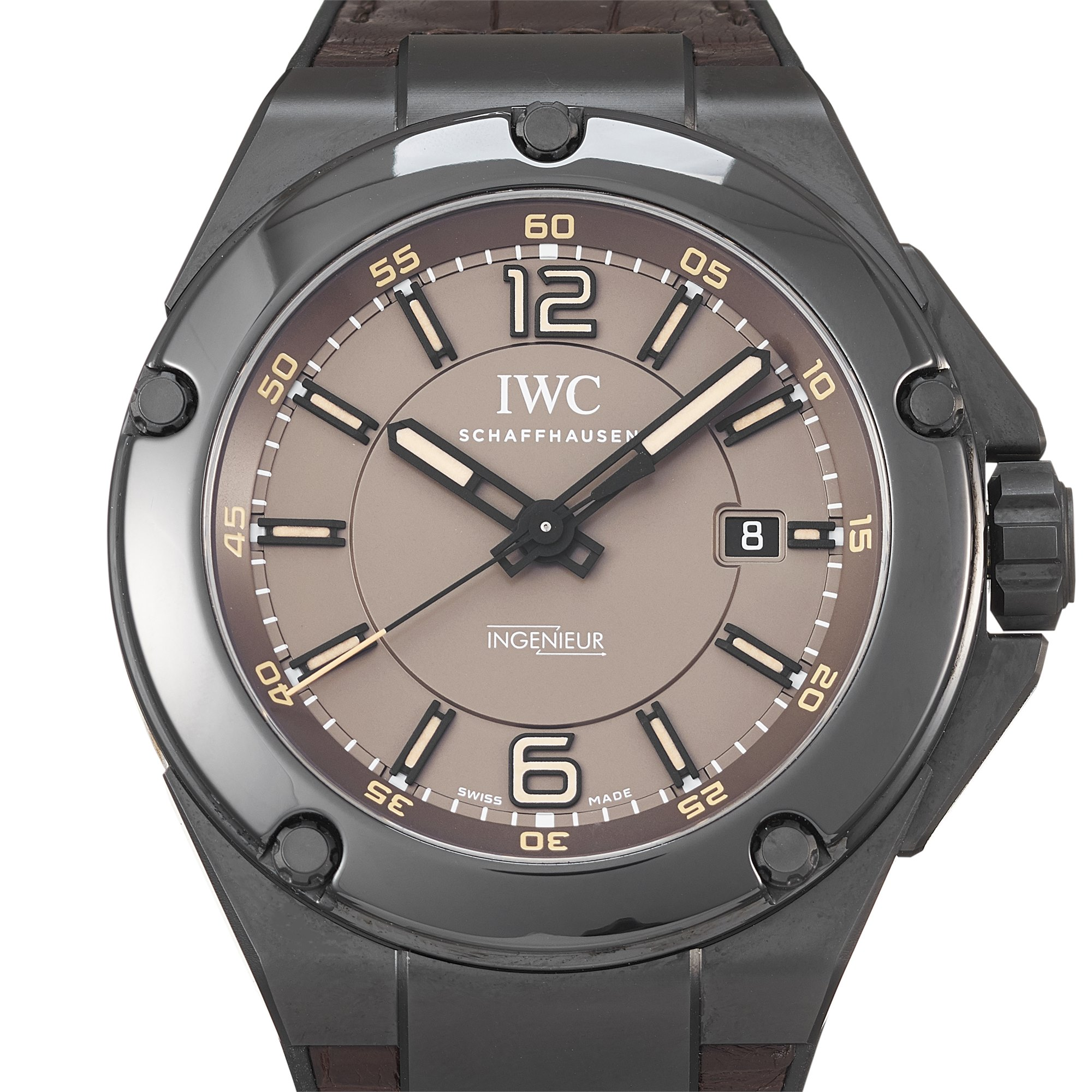 IWC Ingenieur Black Series Ceramic IW322504