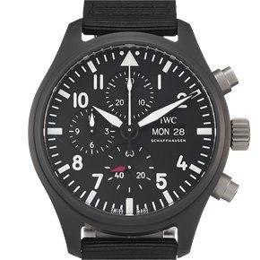 "IWC Pilot's Watch Chronograph Top Gun ""SIHH 2019"" Ceramic - IW389101"